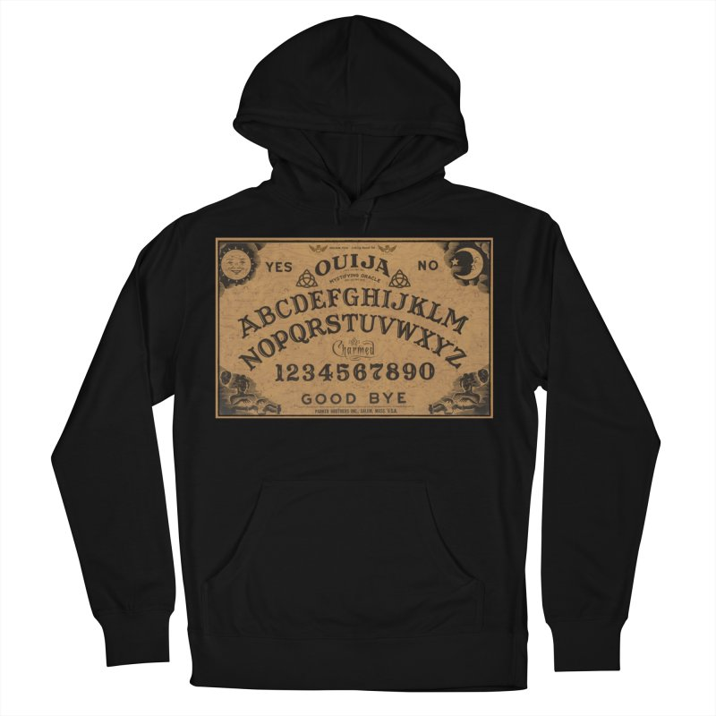 Charmed OUIJA Men's French Terry Pullover Hoody by EvoComicsInc's Artist Shop