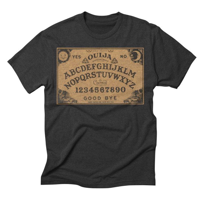 Charmed OUIJA Men's Triblend T-Shirt by EvoComicsInc's Artist Shop
