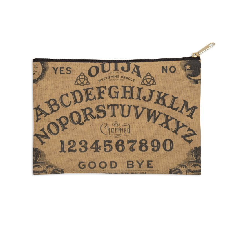 Charmed OUIJA Accessories Zip Pouch by Evolution Comics INC