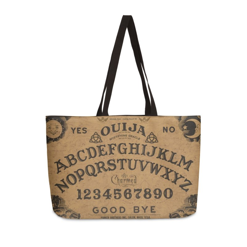Charmed OUIJA Accessories Bag by EvoComicsInc's Artist Shop