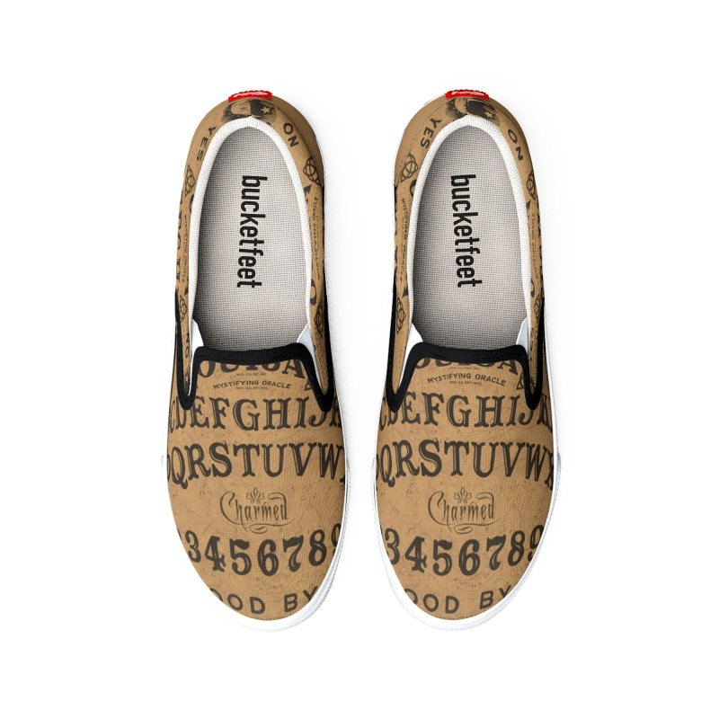Charmed OUIJA Men's Shoes by Evolution Comics INC