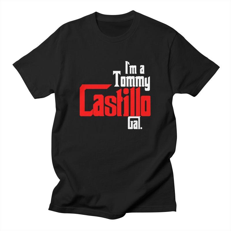 Tommy Gal Women's Regular Unisex T-Shirt by EvoComicsInc's Artist Shop