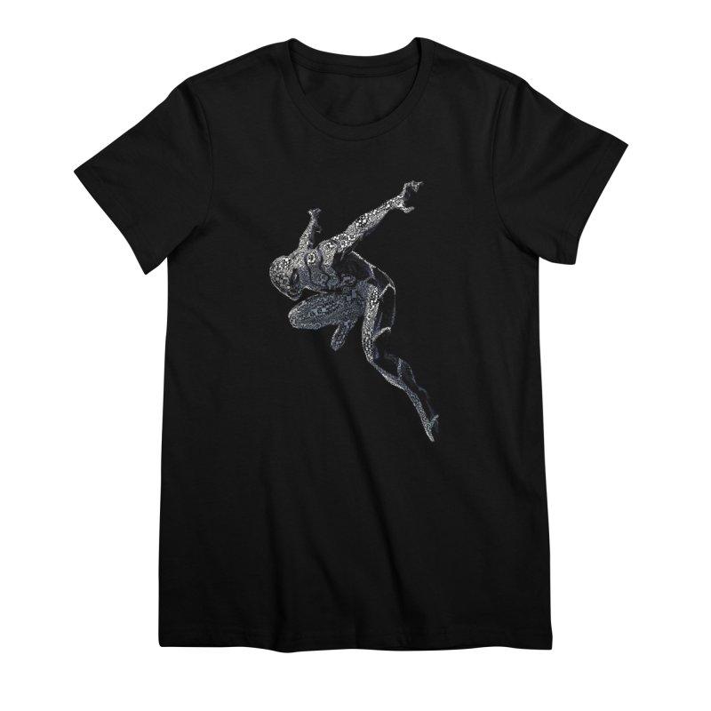 Future Foundation Spiderman Women's Premium T-Shirt by EvoComicsInc's Artist Shop