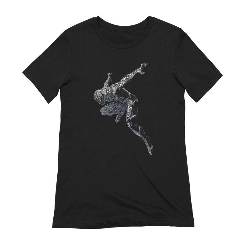 Future Foundation Spiderman Women's Extra Soft T-Shirt by EvoComicsInc's Artist Shop