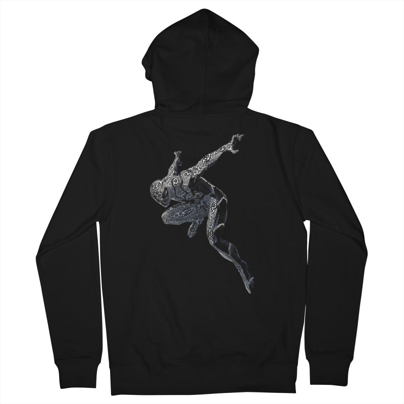 Future Foundation Spiderman Men's Zip-Up Hoody by Evolution Comics INC