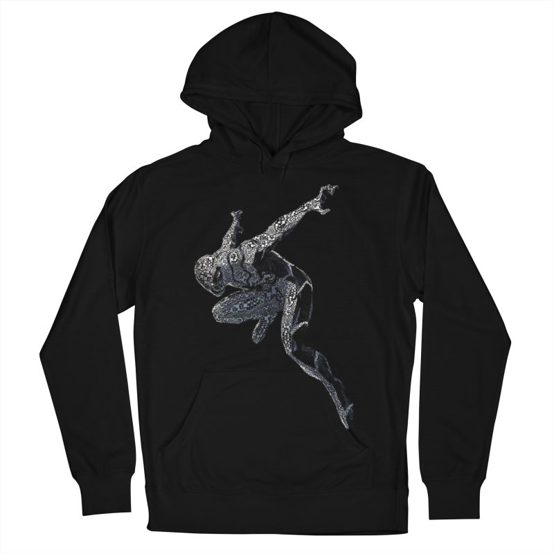 Future Foundation Spiderman Men's French Terry Pullover Hoody by EvoComicsInc's Artist Shop