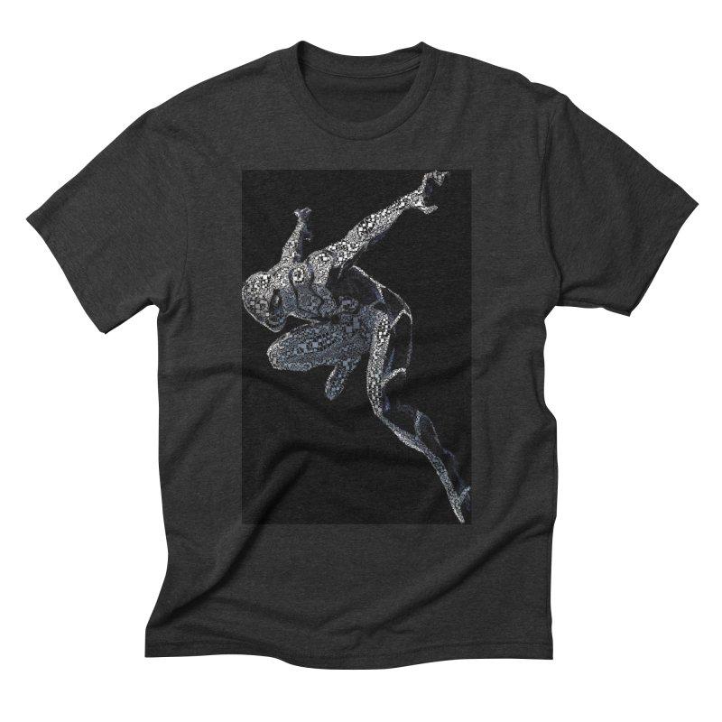 Future Foundation Spiderman Men's Triblend T-Shirt by EvoComicsInc's Artist Shop
