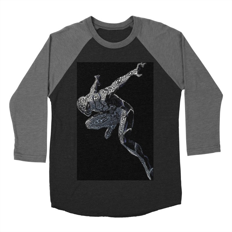 Future Foundation Spiderman Men's Baseball Triblend Longsleeve T-Shirt by EvoComicsInc's Artist Shop