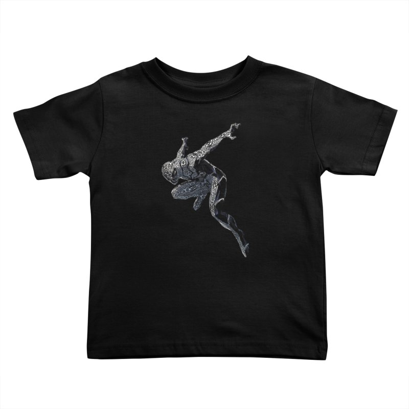 Future Foundation Spiderman Kids Toddler T-Shirt by Evolution Comics INC