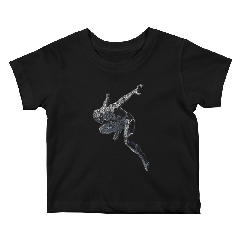 Future Foundation Spiderman Kids Baby T-Shirt by Evolution Comics INC