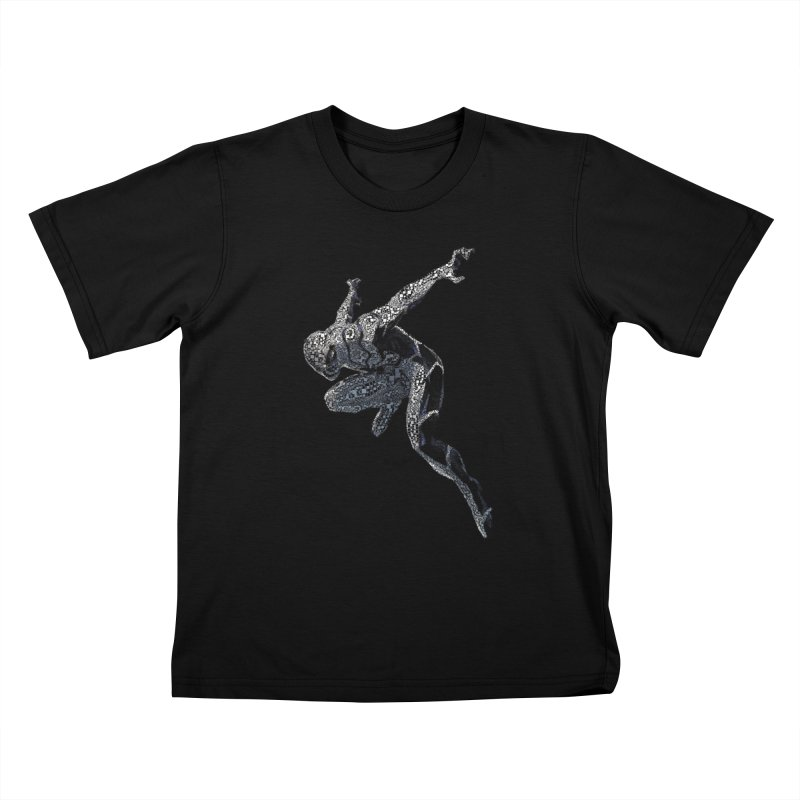 Future Foundation Spiderman Kids T-Shirt by Evolution Comics INC