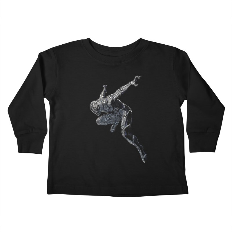 Future Foundation Spiderman Kids Toddler Longsleeve T-Shirt by Evolution Comics INC