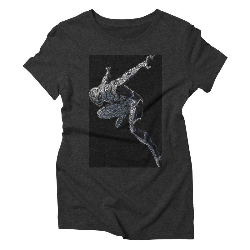 Future Foundation Spiderman Women's Triblend T-Shirt by EvoComicsInc's Artist Shop