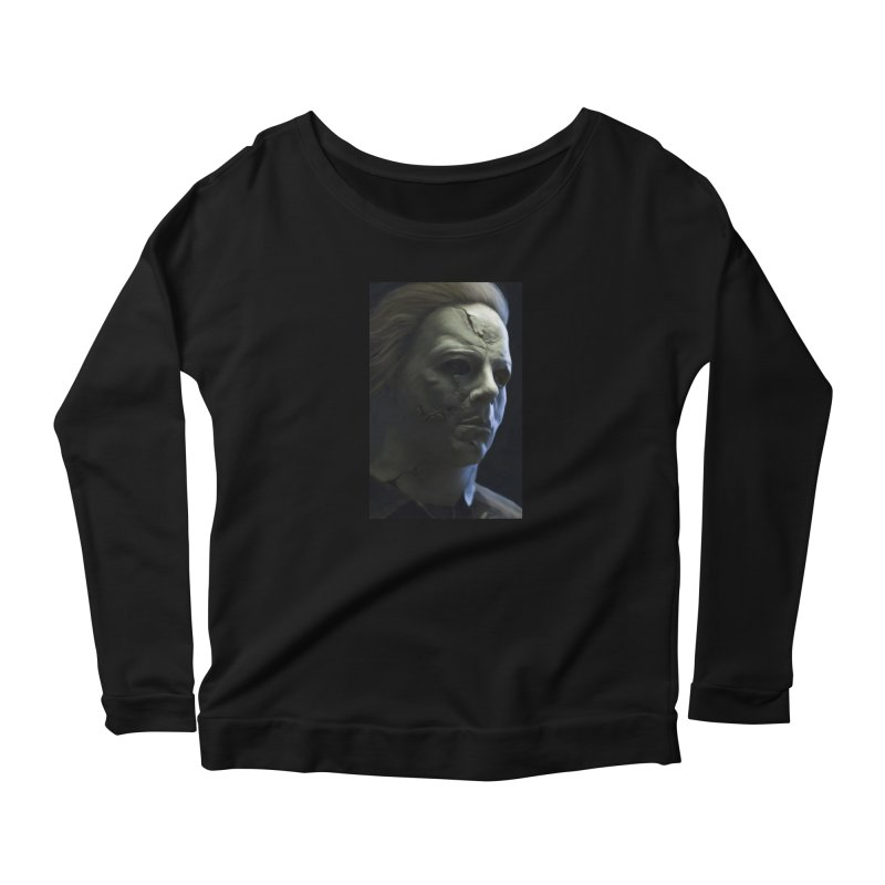 Michael Myers Women's Longsleeve T-Shirt by Evolution Comics INC
