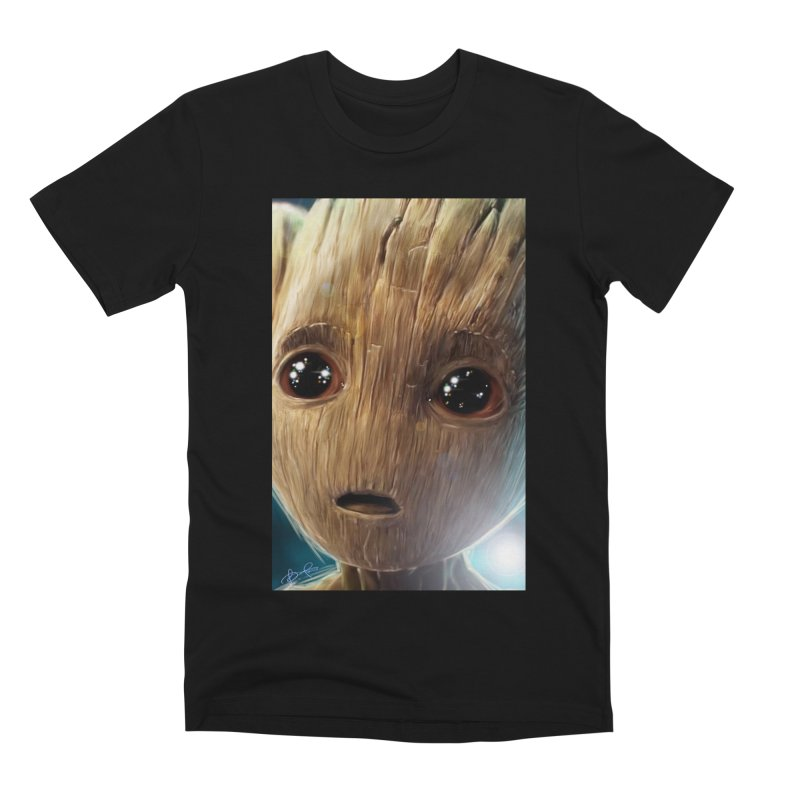 Groot (Baby) Men's Premium T-Shirt by EvoComicsInc's Artist Shop