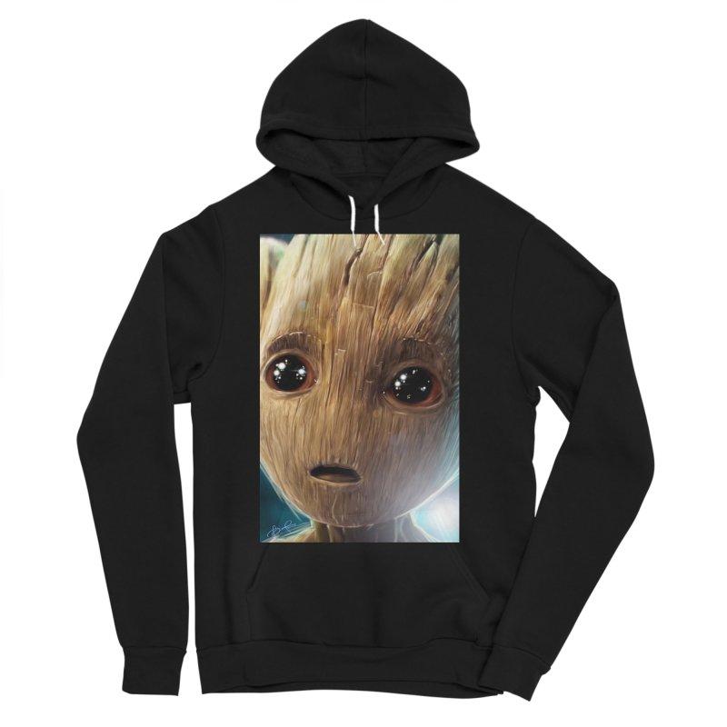 Groot (Baby) Men's Sponge Fleece Pullover Hoody by EvoComicsInc's Artist Shop
