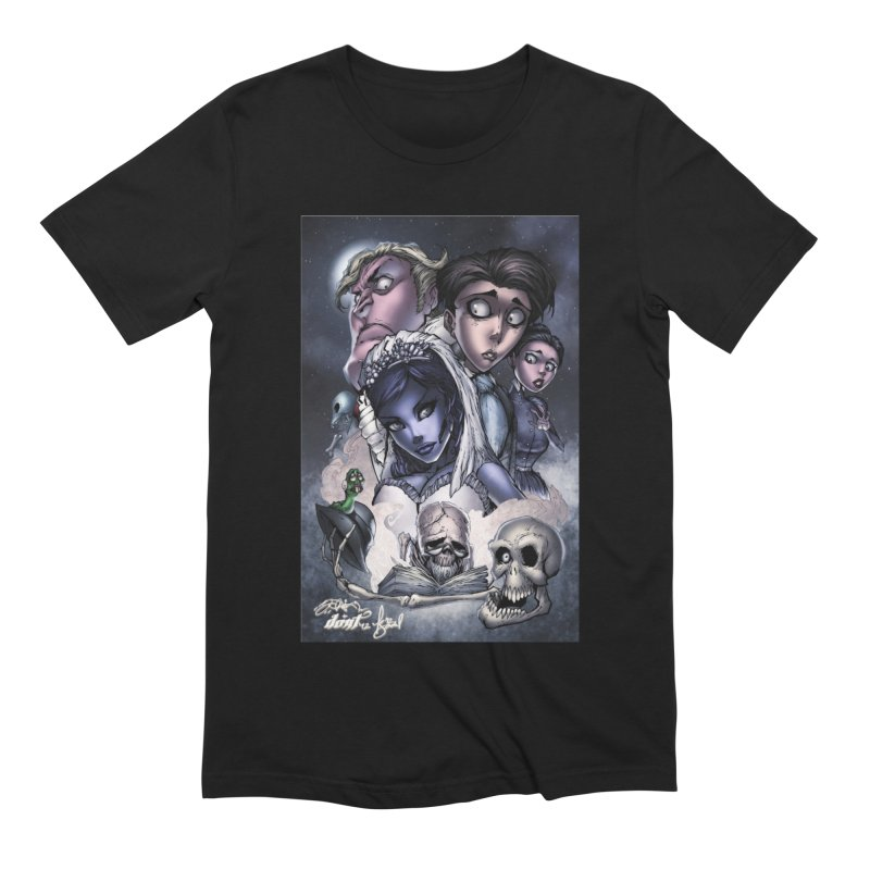 Corpes Bride Men's Extra Soft T-Shirt by EvoComicsInc's Artist Shop