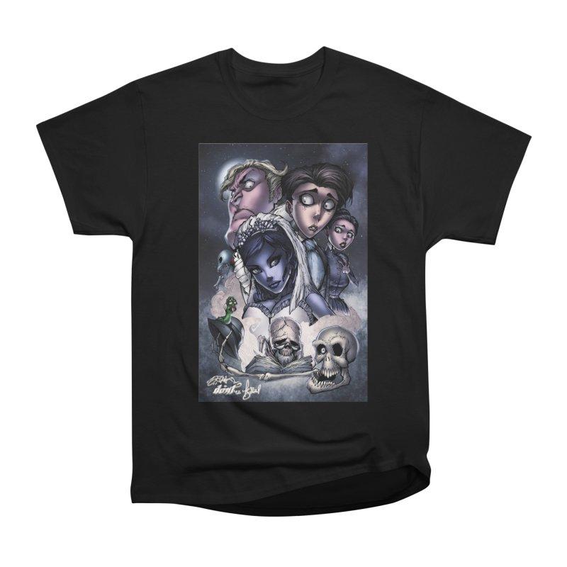 Corpes Bride Men's Heavyweight T-Shirt by EvoComicsInc's Artist Shop