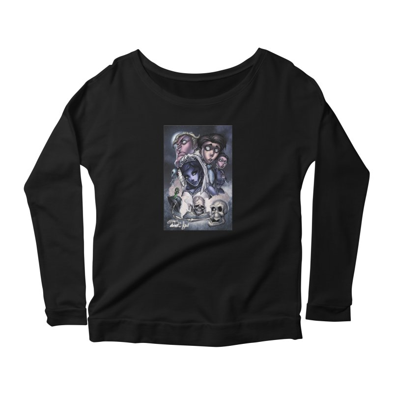 Corpes Bride Women's Longsleeve T-Shirt by Evolution Comics INC