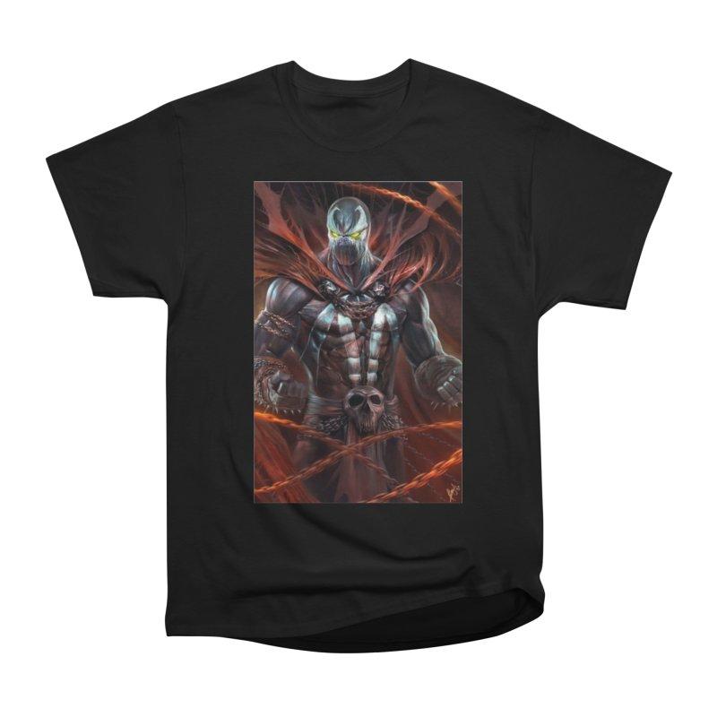 Spawn BM Men's Heavyweight T-Shirt by EvoComicsInc's Artist Shop