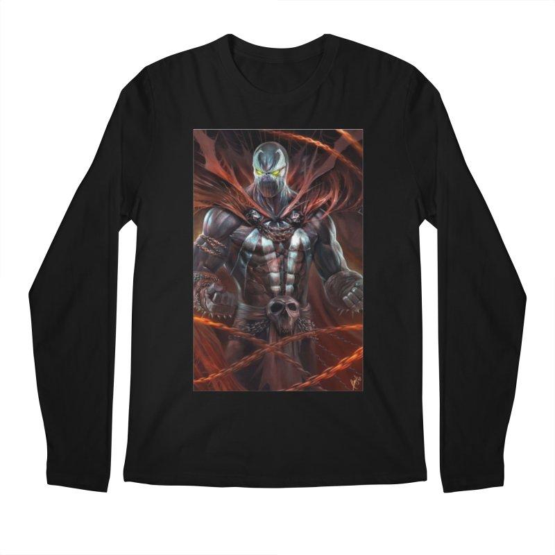 Spawn BM Men's Regular Longsleeve T-Shirt by EvoComicsInc's Artist Shop