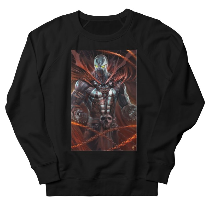 Spawn BM Women's French Terry Sweatshirt by EvoComicsInc's Artist Shop