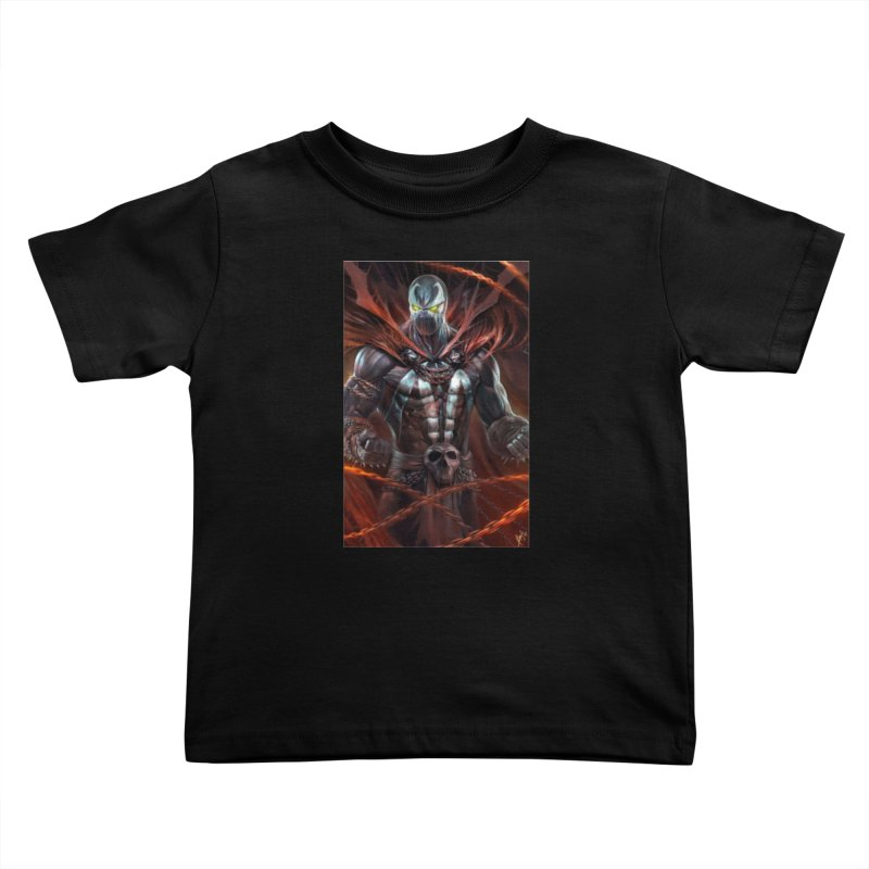 Spawn BM Kids Toddler T-Shirt by Evolution Comics INC
