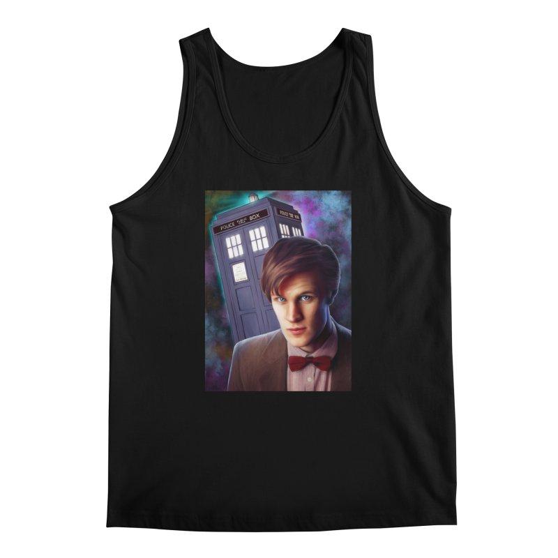 Dr Who 11 (Matt Smith) Men's Regular Tank by EvoComicsInc's Artist Shop