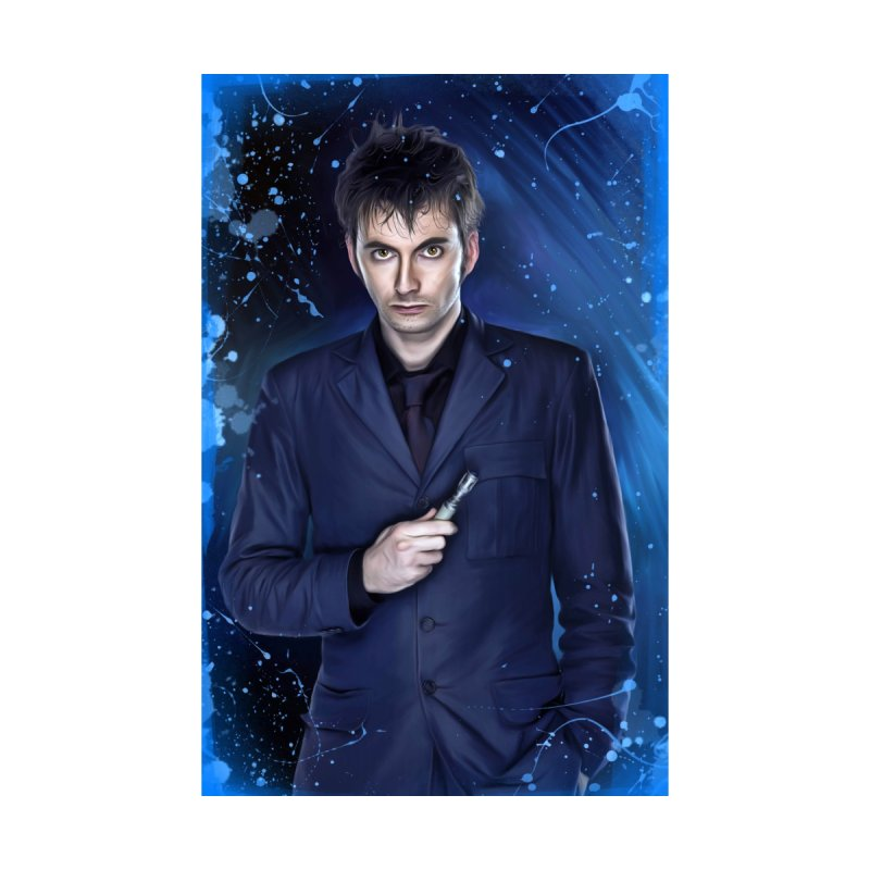 Dr Who 10th (David Tenant) by Evolution Comics INC