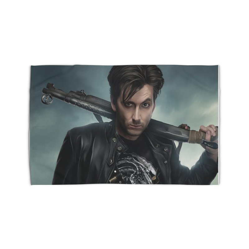 Fright Night (David Tenant) Home Rug by Evolution Comics INC