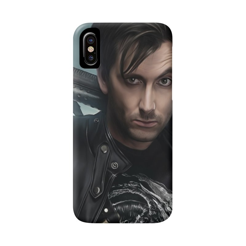 Fright Night (David Tenant) Accessories Phone Case by EvoComicsInc's Artist Shop