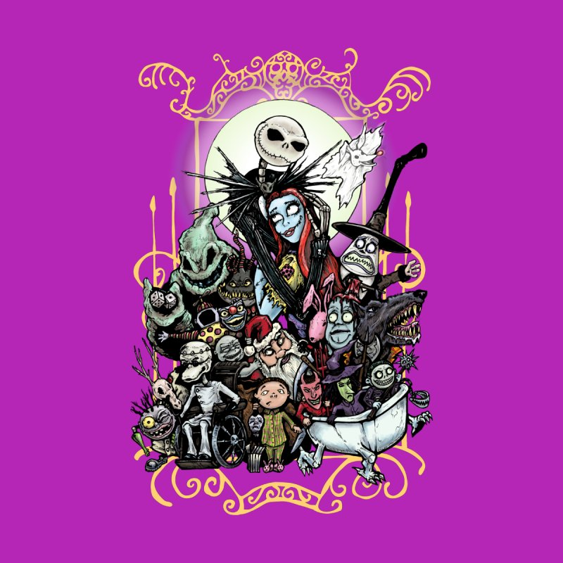 Nightmare Before Christmas by Evolution Comics INC