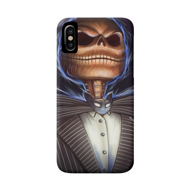 Nightmare Before Christmas - Jack Accessories Phone Case by EvoComicsInc's Artist Shop