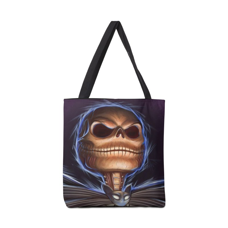 Nightmare Before Christmas - Jack Accessories Bag by EvoComicsInc's Artist Shop
