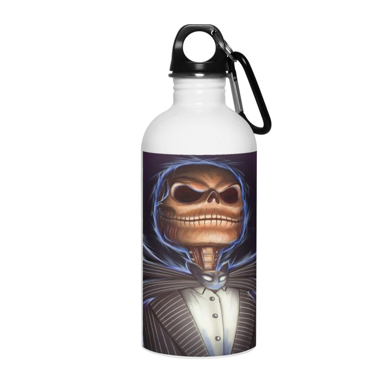 Nightmare Before Christmas - Jack Accessories Water Bottle by Evolution Comics INC