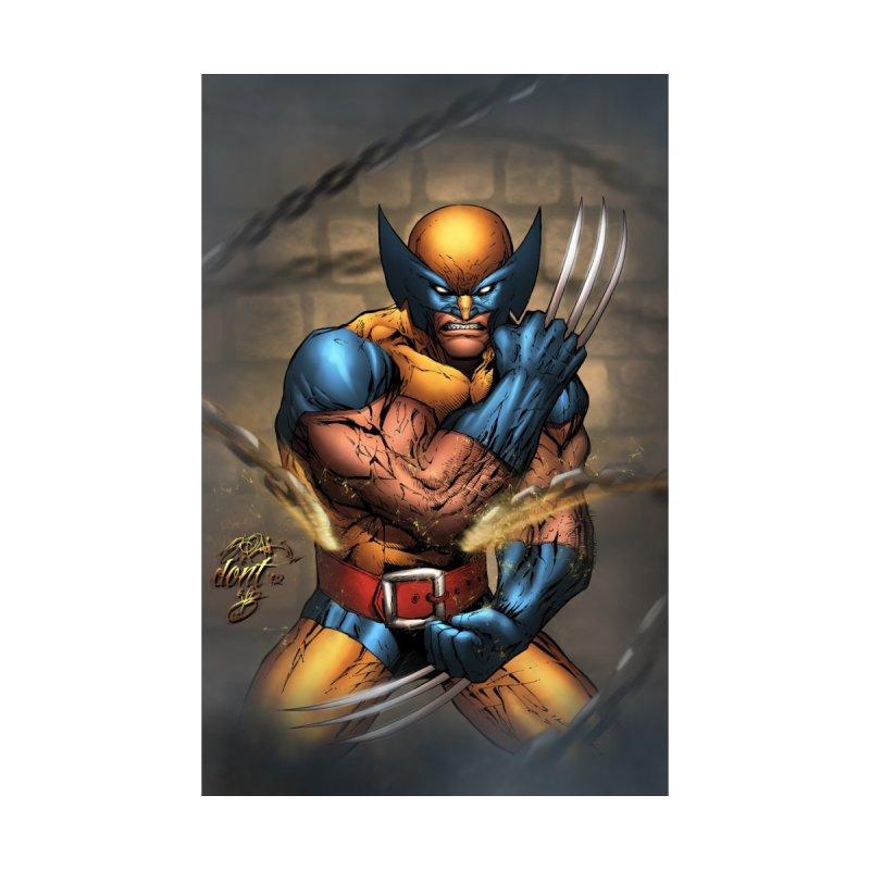 Wolverine by EvoComicsInc's Artist Shop