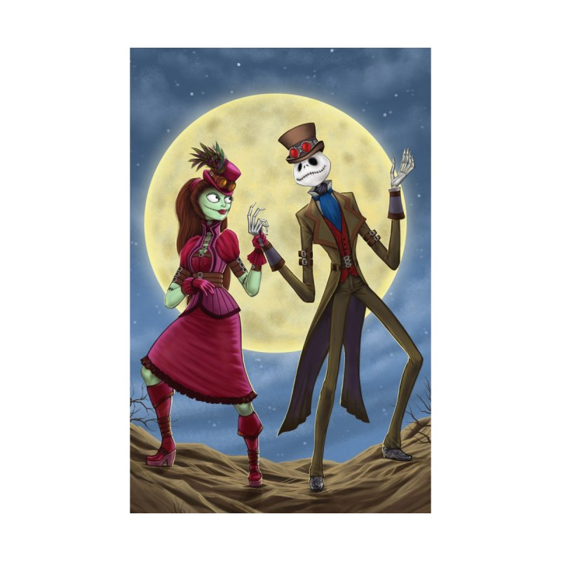 Nightmare Before Christmas (Steam Punk) by Evolution Comics INC