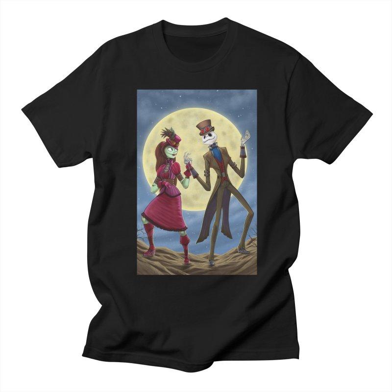 Nightmare Before Christmas (Steam Punk) Women's Regular Unisex T-Shirt by EvoComicsInc's Artist Shop