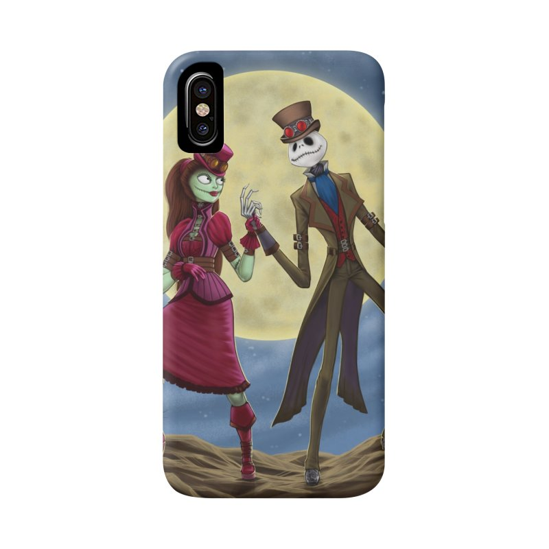 Nightmare Before Christmas (Steam Punk) Accessories Phone Case by EvoComicsInc's Artist Shop