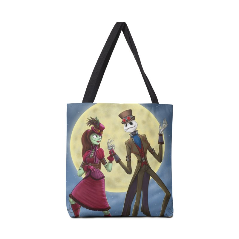 Nightmare Before Christmas (Steam Punk) Accessories Bag by EvoComicsInc's Artist Shop
