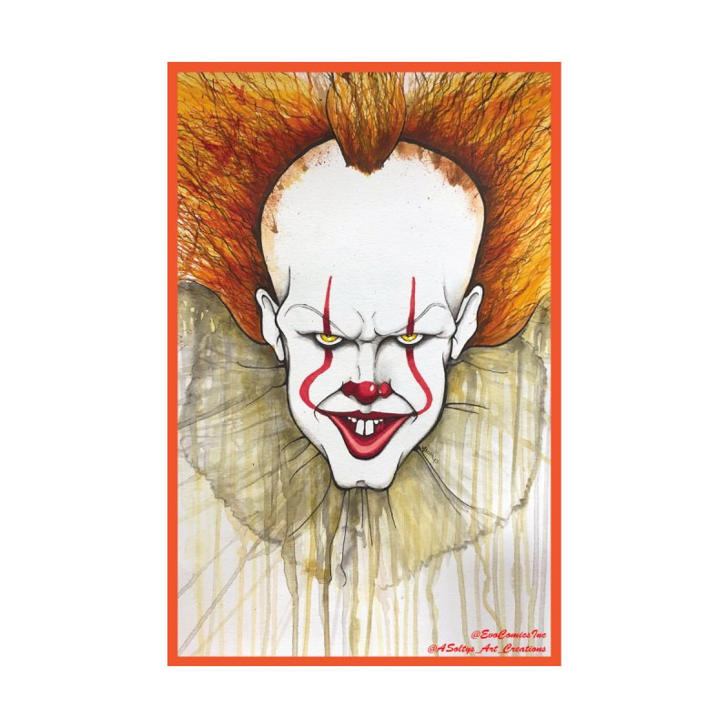 Pennywise 2017 by Evolution Comics INC