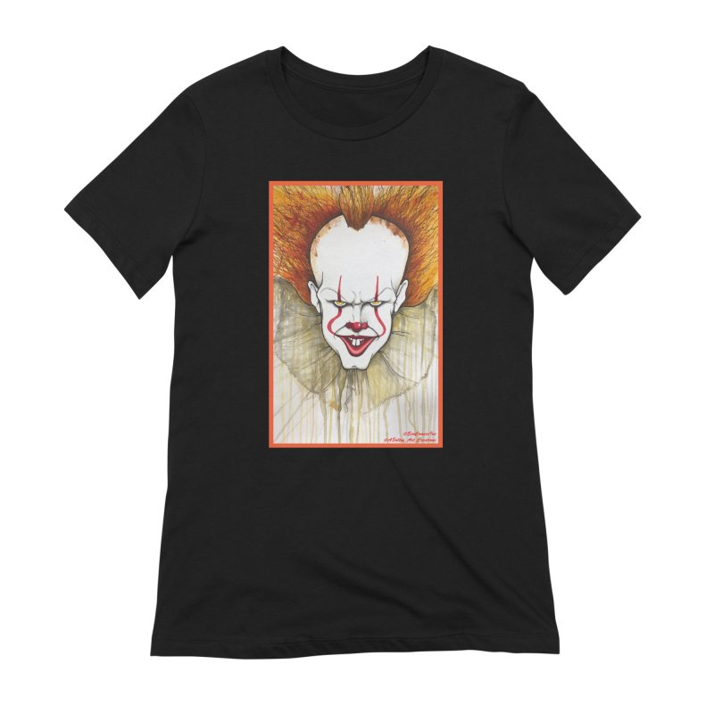 Pennywise 2017 Women's Extra Soft T-Shirt by Evolution Comics INC