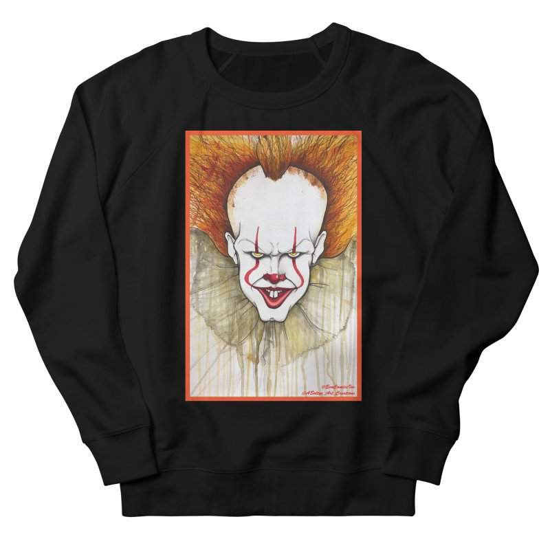Pennywise 2017 Men's French Terry Sweatshirt by Evolution Comics INC