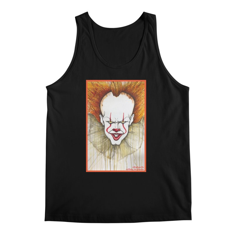 Pennywise 2017 Men's Regular Tank by Evolution Comics INC