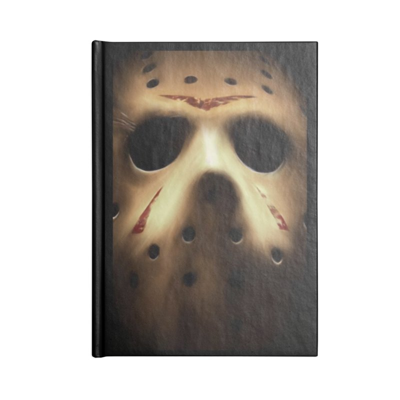 Jason Voorhees Accessories Notebook by Evolution Comics INC