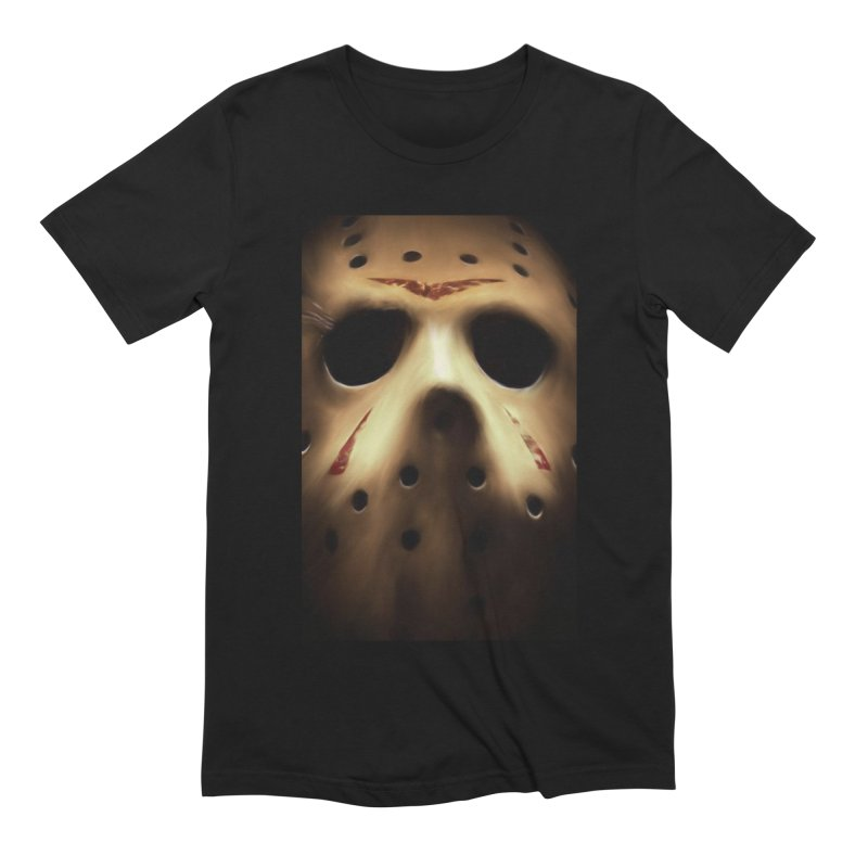 Jason Voorhees Men's Extra Soft T-Shirt by Evolution Comics INC