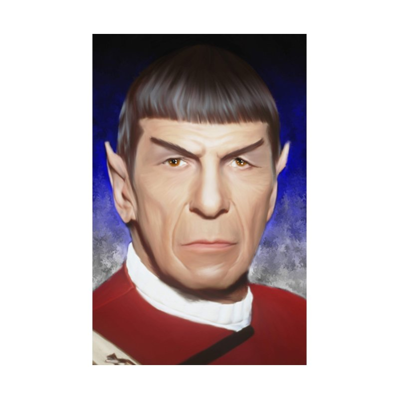 Star Trek - Spock by Evolution Comics INC