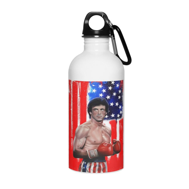 Rocky Accessories Water Bottle by Evolution Comics INC