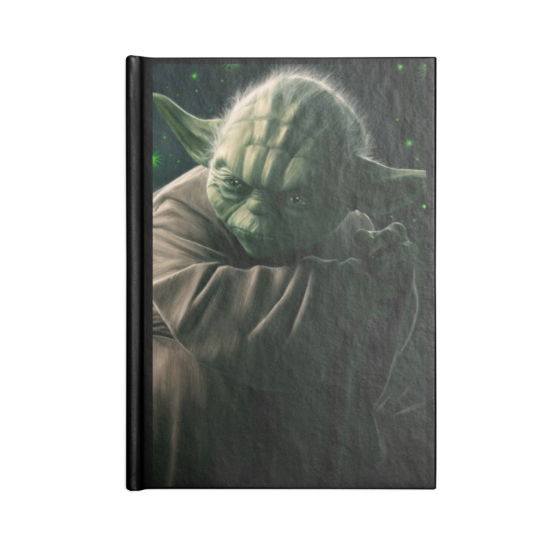Star Wars - Yoda Accessories Notebook by Evolution Comics INC