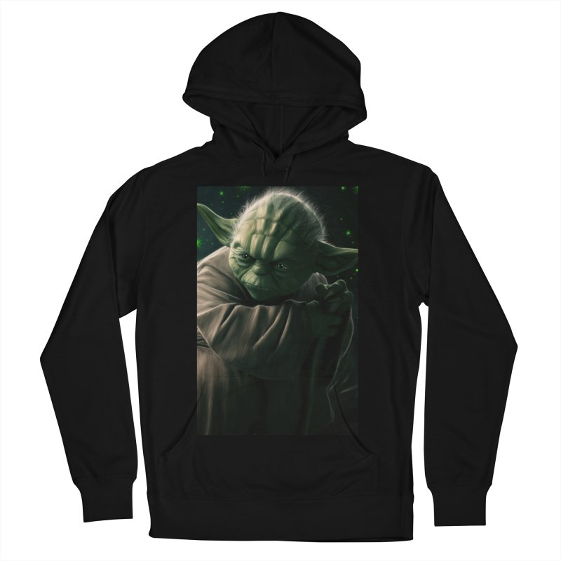 Star Wars - Yoda Men's French Terry Pullover Hoody by Evolution Comics INC